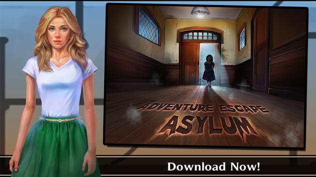 Adventure Escape: Asylum स्क्रीनशॉट 14