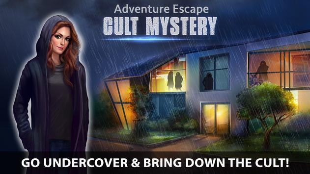 Adventure Escape: Cult Mystery apk screenshot