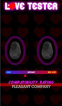 Valentine Love Tester apk screenshot