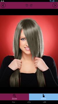 تغير لون الشعر screenshot 10