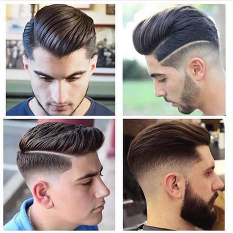 Boys New Hairstyle Pics: Boys Hair Style 2018 For Android
