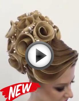Video Hair Salon Tutorial apk screenshot