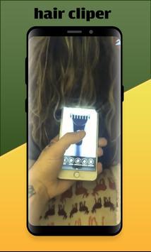 Hair Clipper sound & vibration prank (trimmers) screenshot 3