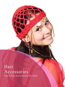 Hair Accessories Guide poster