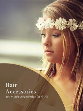Hair Accessories Guide apk screenshot