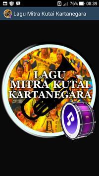Soccer Fans - Lagu Mitra Kutai Kartanegara poster