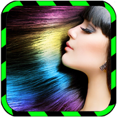 Hair Color Changer icon