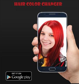 Hair  Color  Frames screenshot 2