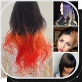 Hair Color Ideas icon