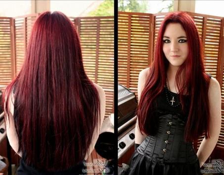 Hair Color Ideas screenshot 3