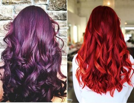 Hair Color Ideas screenshot 2