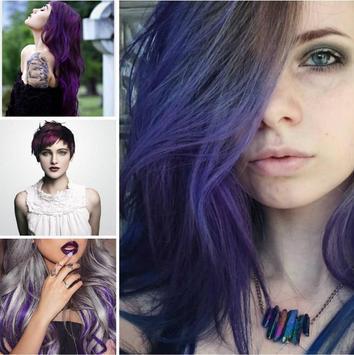 Hair Color Ideas screenshot 5