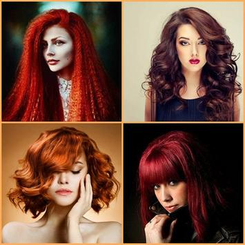 Hair Coloring Trend Ideas poster