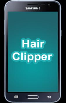 Hair Clipper Prank poster