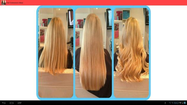 Hair Extensions Before & After screenshot 3