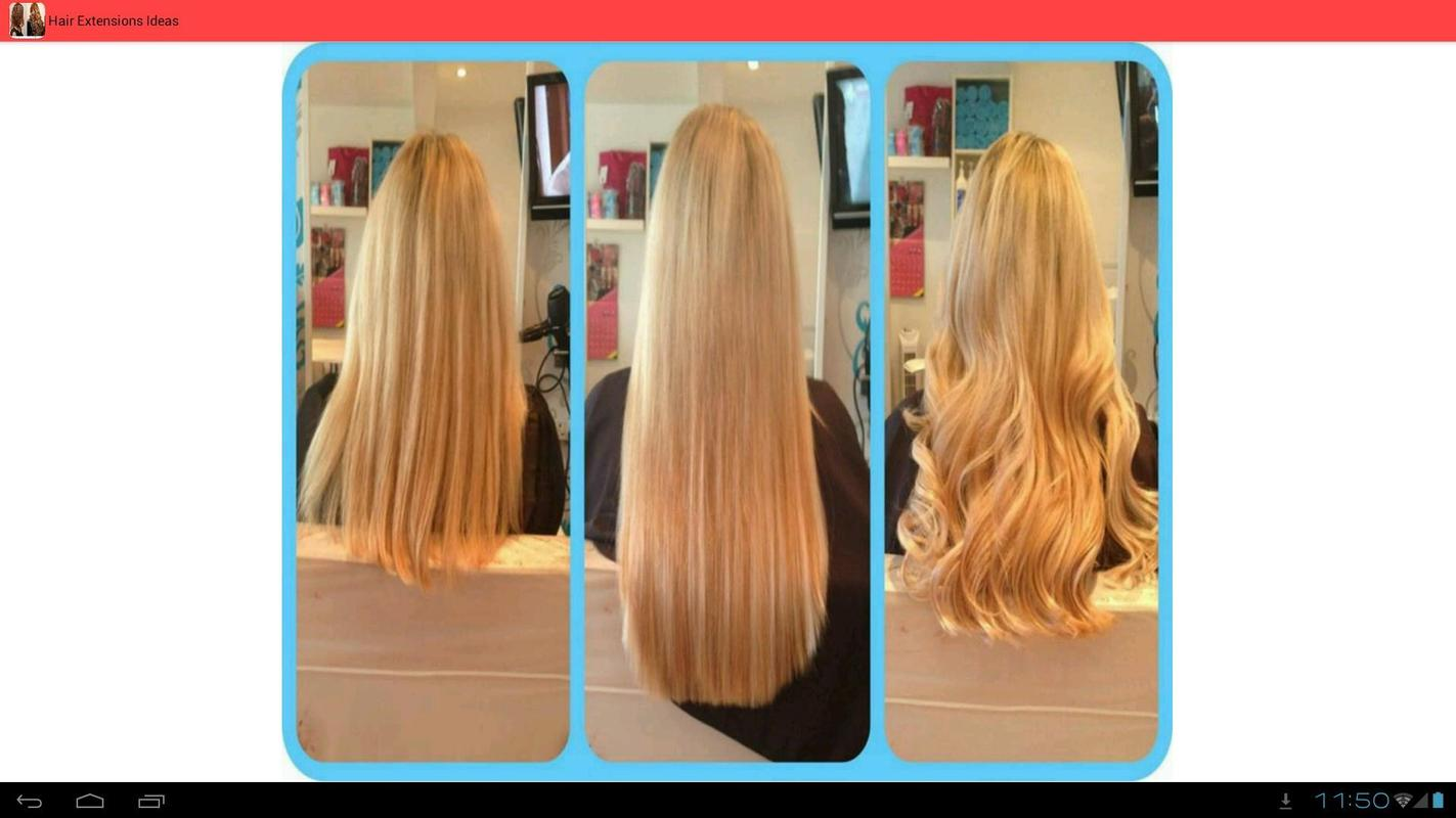 Hair Extensions Before After Apk Download Free Lifestyle App For