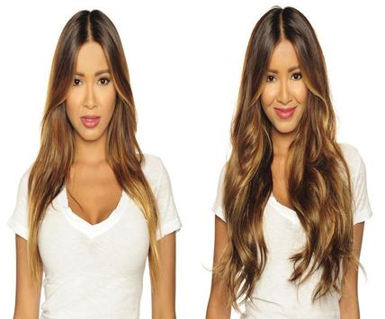 Hair Extensions Before & After screenshot 4