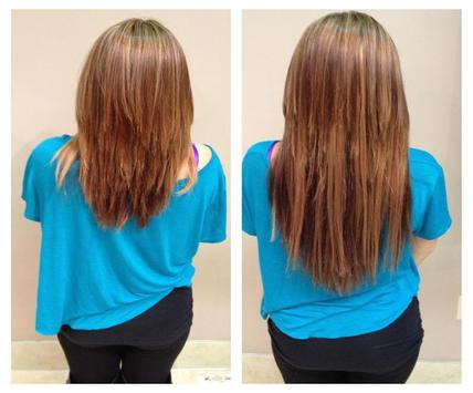 Hair Extensions Before & After screenshot 8