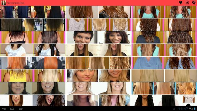 Hair Extensions Before & After screenshot 9