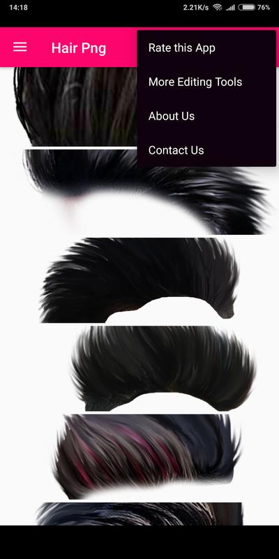 Men Hair Style Photo Hair Png For Android Apk Download