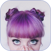 Hairstyling Step by Step icon