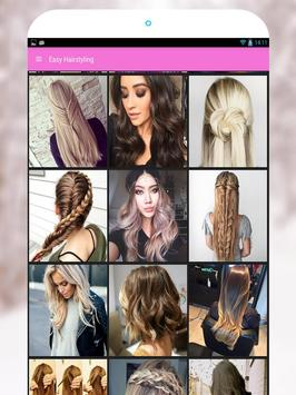Hairstyling Step by Step apk screenshot