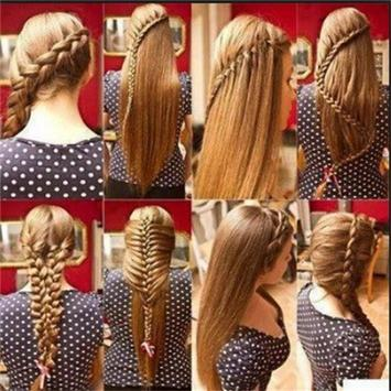 Hairstyles step by step screenshot 8