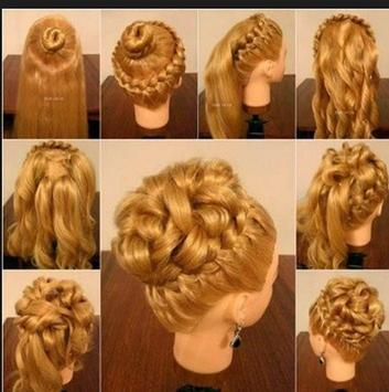Hairstyles step by step screenshot 12