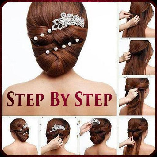 Hair Style Design Step By Step For Android Apk Download