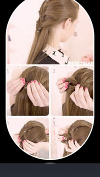Hairstyles step by step Easy For Girls screenshot 2