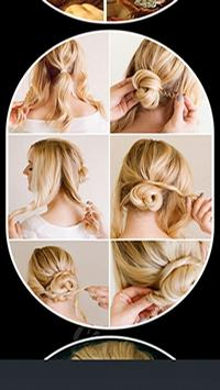 Hairstyles step by step Easy For Girls screenshot 3