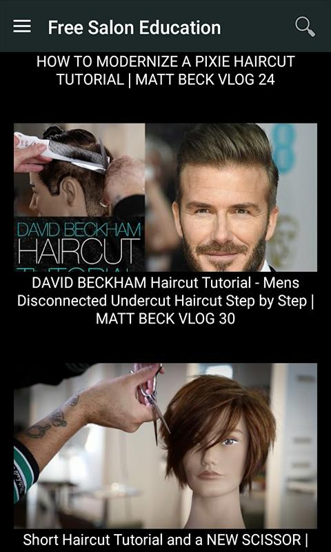 Boys Hairstyles Men Hair Cuts 2018 For Android Apk Download