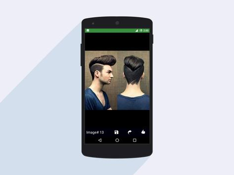 Trendy Hairstyles 2017 apk screenshot