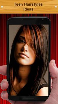 Teen Hairstyles Ideas screenshot 2