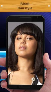Black Hairstyle screenshot 2