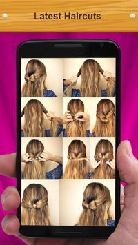 Latest Haircuts apk screenshot