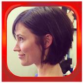 Short Haircut Style icon