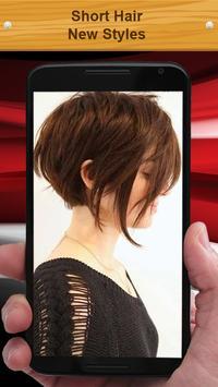 Short Hair New Styles poster