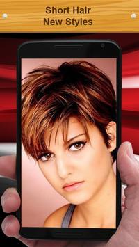 Short Hair New Styles apk screenshot