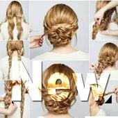 Hairstyle Girl Tutorial icon