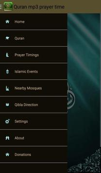 Quran and prayer time Reminder apk screenshot