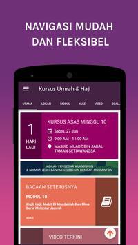 Kursus Umrah & Haji poster