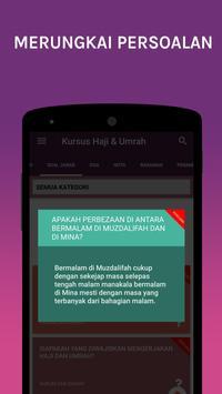 Kursus Umrah & Haji apk screenshot
