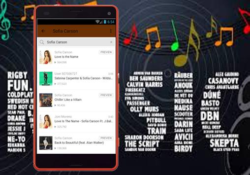 Sofia Carson - Musica Back to Beautiful y letras screenshot 4