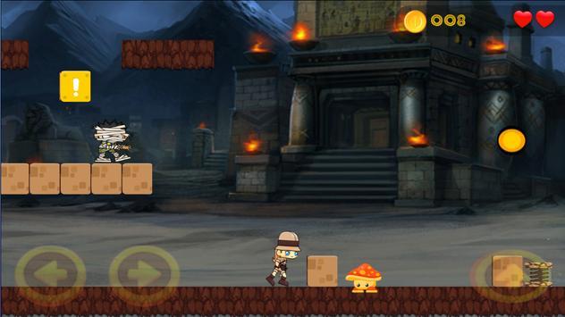super adventure girls run apk screenshot