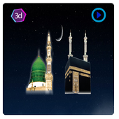Hajj Guide Step By Step 3D Fre icon