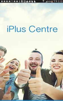 iPlus China poster