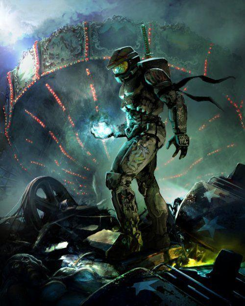Halo Master Chief Wallpaper For Android Apk Download