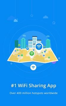 WiFi万能钥匙 - wifi.com官方版本 海报