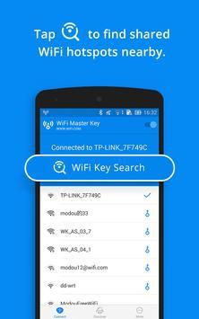 WiFi Master Key - by wifi.com apk screenshot